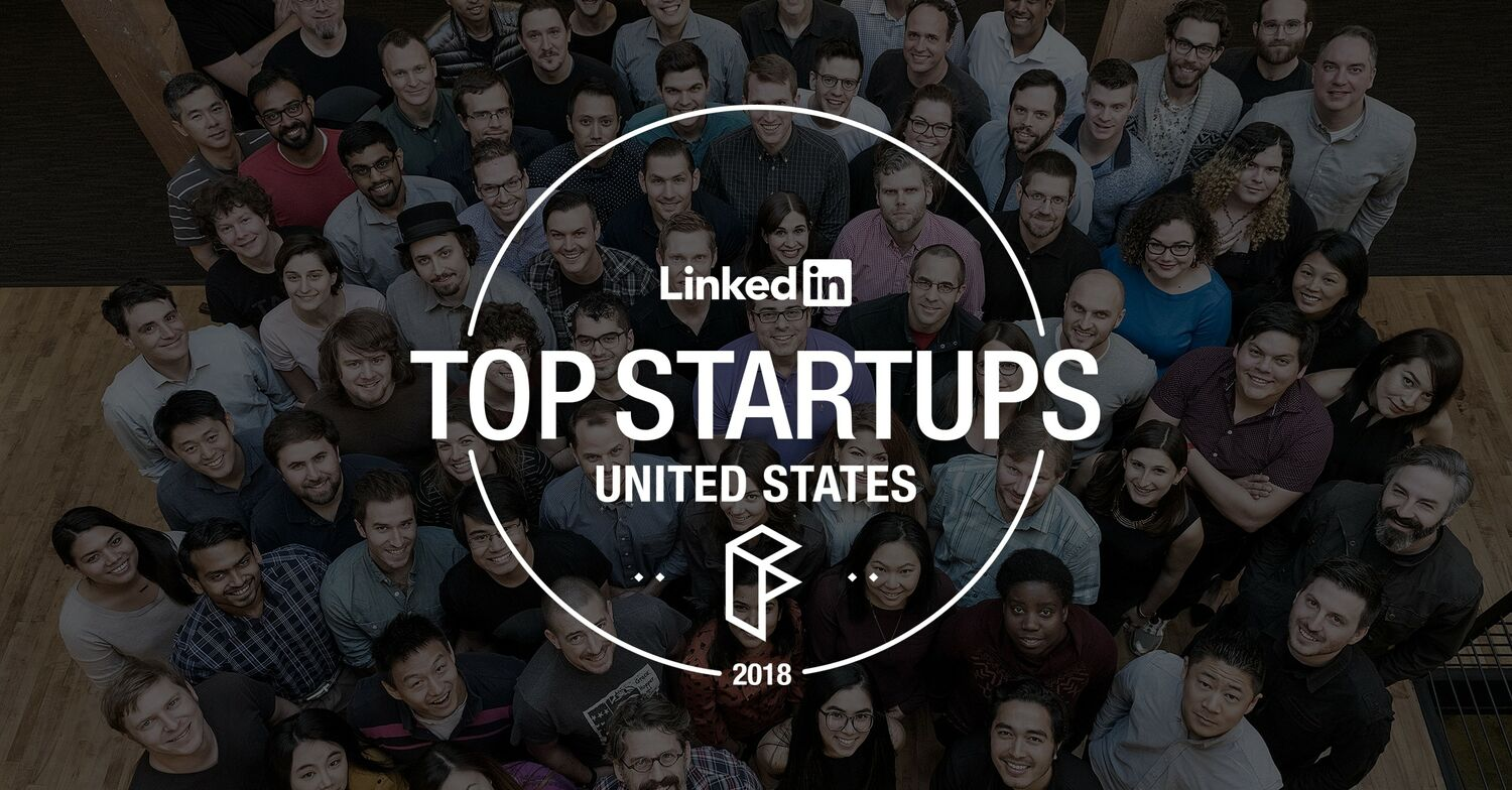 Formation Named to 2018 LinkedIn Top Startups List